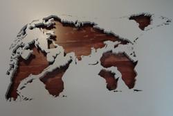 Planisphère Ours polaire