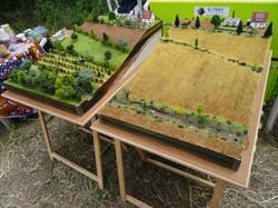 Blocs diagrammes Agro-écologie