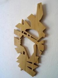 Corse en bois