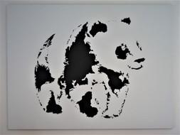 Planisphère Panda