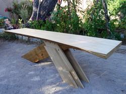 Table basse rustique et design