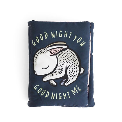 Wee GalleryGood Night You, Good Night Me - A Soft Bedtime Book With Mirrors
