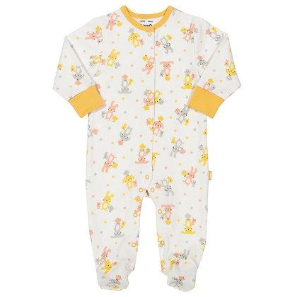 Kite Organic Baby Bun & Chick Sleepsuit
