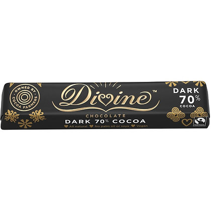 Divine Dark Chocolate - 35g