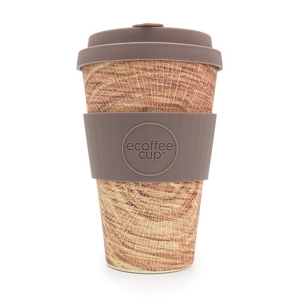 Ecoffee Cup 14oz Reusable Coffee Cup - Stein und Holz