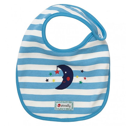 Piccalilly Reversible Space Bib