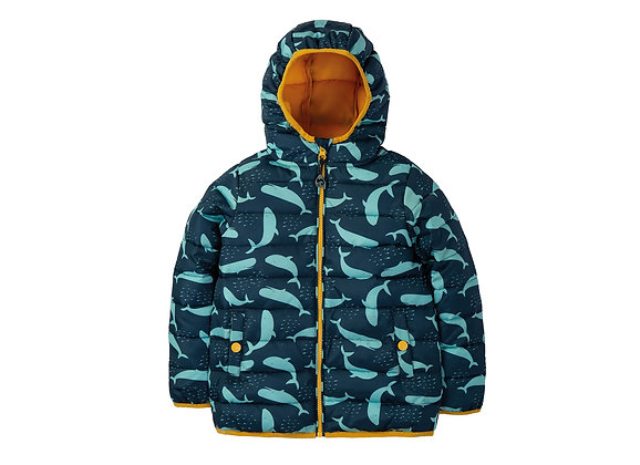 Frugi Toasty Trail Jacket - A Whale Of A Time