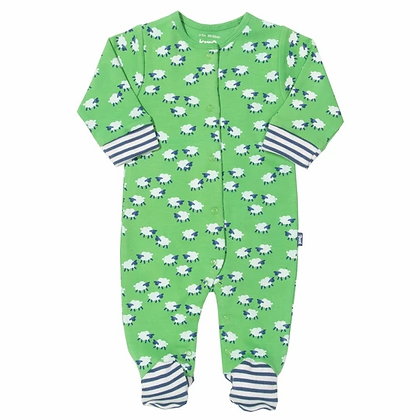 Kite Clothing Sheepy Stripe Sleepsuit