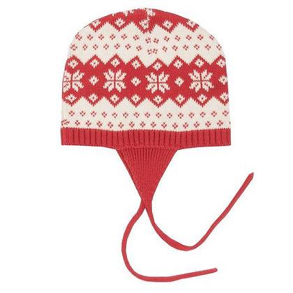Kite Organic Cotton Snowflake Hat