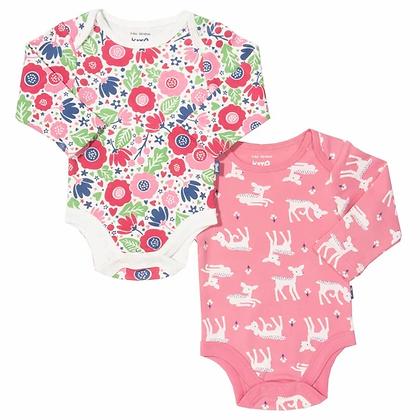 Kite Clothing Little Deer Flora Bodysuits