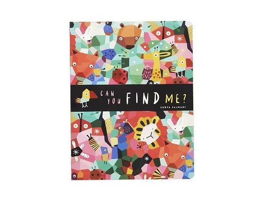 Wee Gallery Animosaic Book - Can you find me?