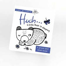 Wee Gallery Hush Sound Book