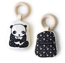 Wee Gallery Organic Teether –Panda