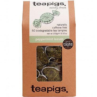 Teapigs- Peppermint Tea Temples x 50