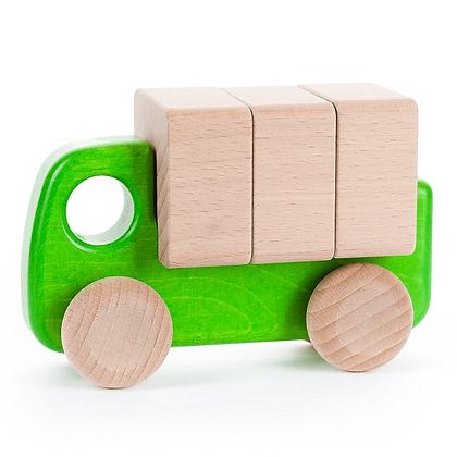 Bajo Truck with Blocks - Various