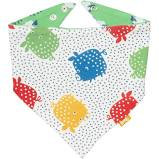Kite Clothing Piggy Reversible Bib