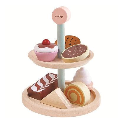 Plan Toys Bakery Set