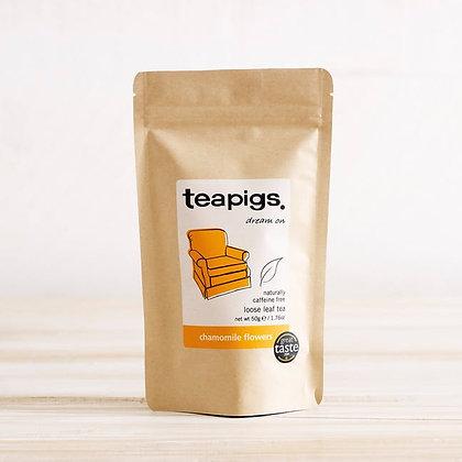Teapigs Loose Leaf Tea - Chamomile Tea 100g