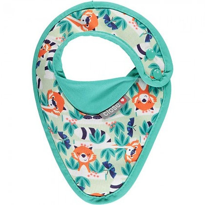 Pop-in Bib Stage 1 - Endangered Animal Collection Pop-in Bib Stage 1 - Endanger