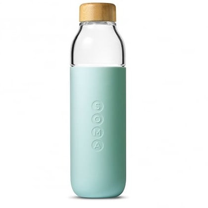 Soma 17oz 480ml Glass Water Bottle - Various