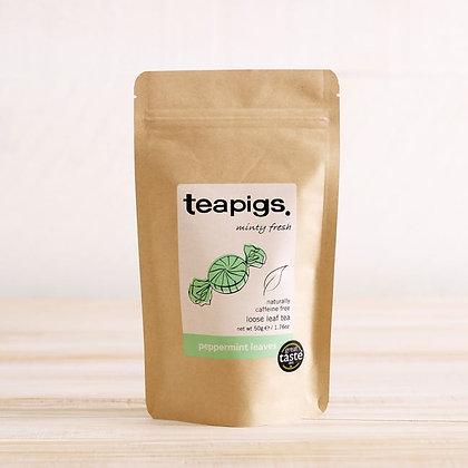 Teapigs Loose Leaf Tea - Peppermint 100g
