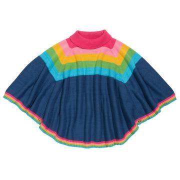 Kite Clothing Rainbow Poncho