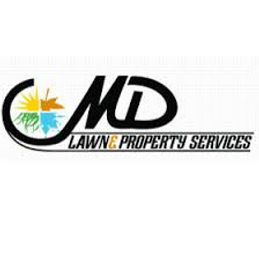 MD Lawn and Property Services Logo