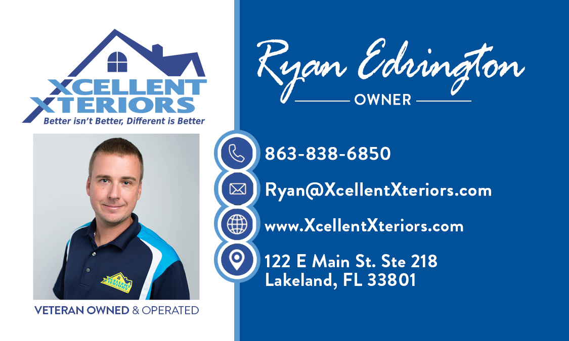 XcellentExteriors_Ryan_BusinessCard_Fron