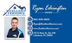 XcellentExteriors_Ryan_BusinessCard_Fron