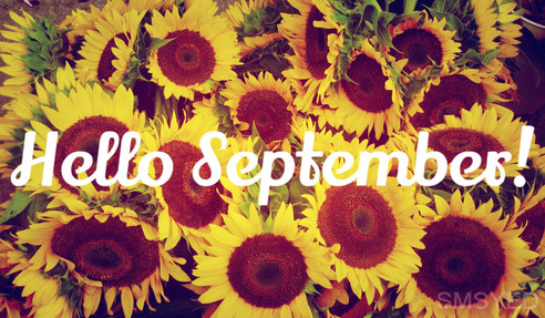 Goodbye Summer...Hello Fall!