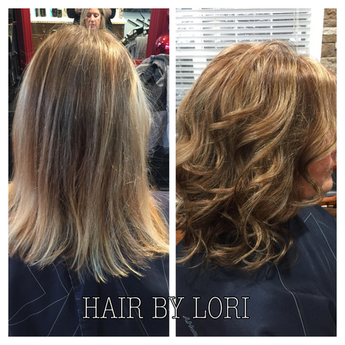 Lori Worked Her Magic Once Again!!