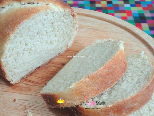 Receitas de pães e bolos sem leite da vaca, ovos e soja.