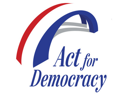 Act for Democracy Meets Tomorrow!