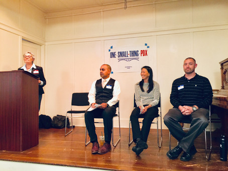 Did you miss our Forum on Criminal Justice Reform in Oregon?
