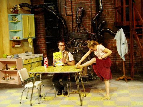 The Anger in Ernest and Ernestine by Leah Cherniak, Martha Ross and Robert Morgan