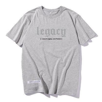 Grey Embossed Legacy