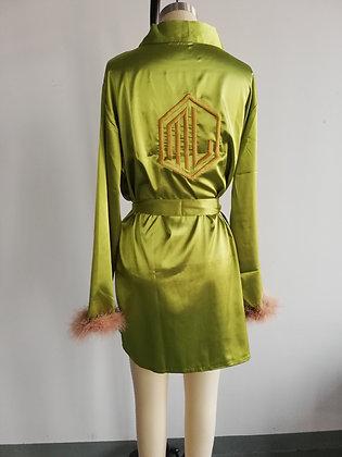 S.C.S. Olive Robe