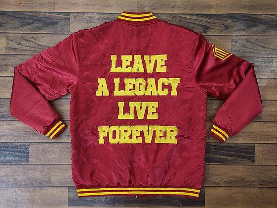 Satin Legacy Jacket