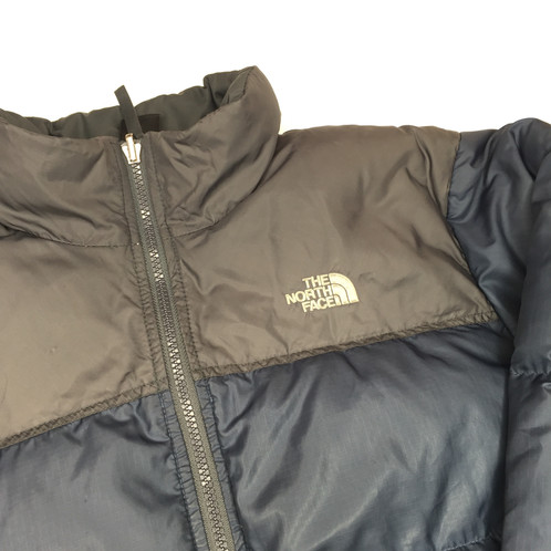 The north face 600 down puffer jacket   puffa coat   nuptse. Good overall  condition 874084403