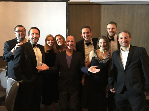BUILDING LINCOLNSHIRE PROPERTY DINNER