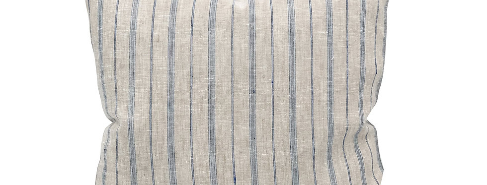 Karina Linen Stripe Pillow Cover