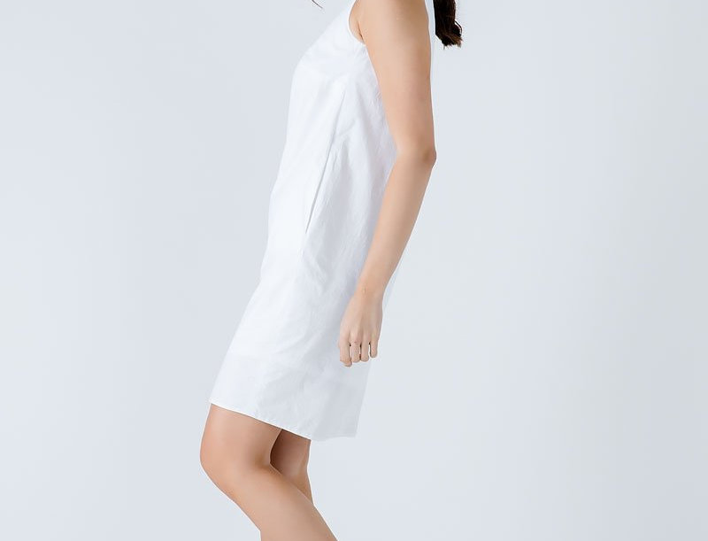 Acantha Cotton Sack Dress