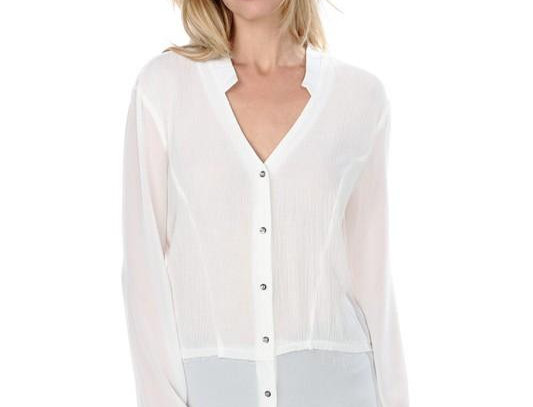 The Cheverny Blouse