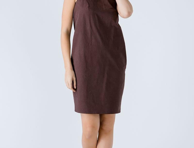 Felice Cotton Sack Dress