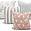 Thumbnail: The Swallowtails Pillow Cover - Pink