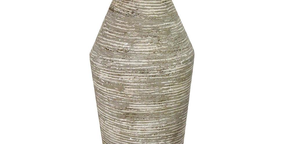 Lark Metal Table Vase