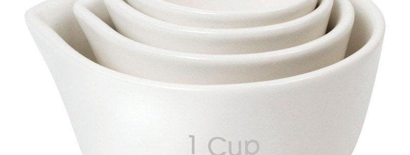 Architec Measuring Cups - Set 4