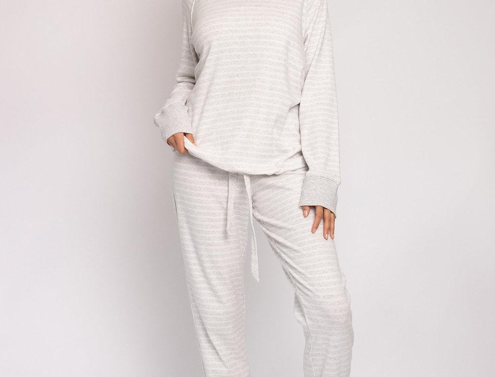 Sydney Organic Cotton Set - Grey/Ecru