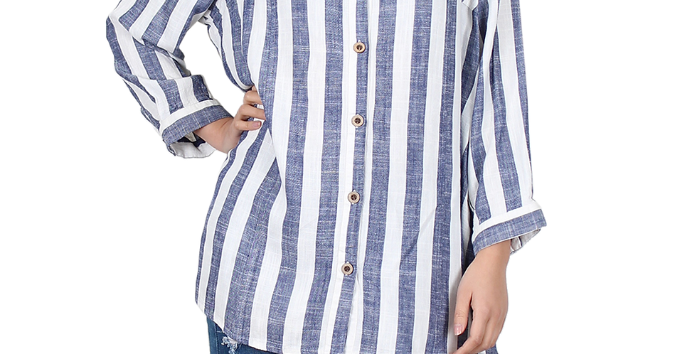 Cardiff Stripe Shirt
