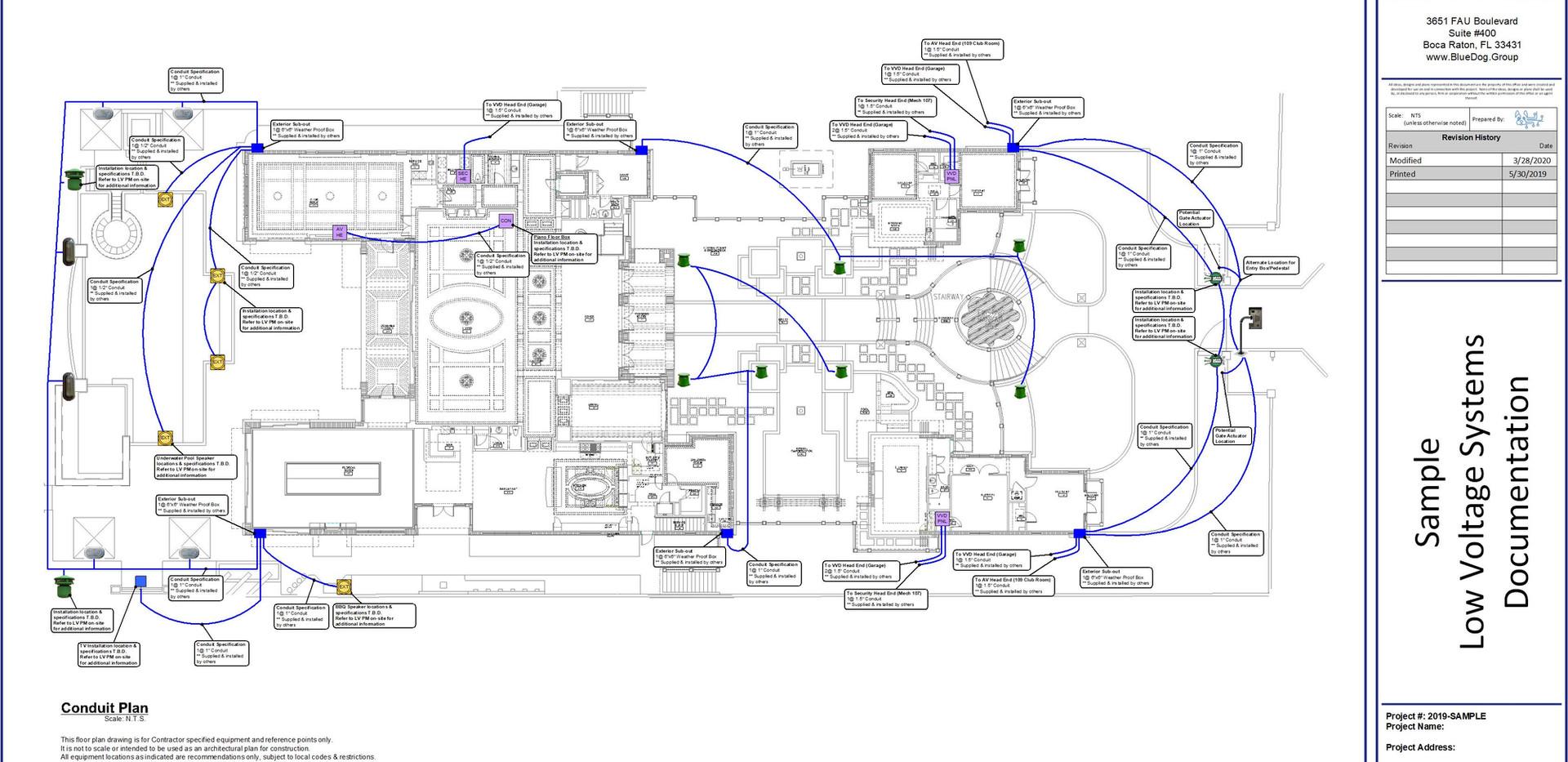BDG-Sample LV Drawings-LV-v1.0-Conduit P
